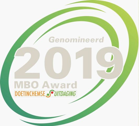 AtmR Wink project genomineerd voor de MBO-Award