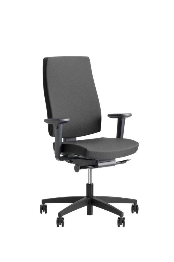 be sure b07 bureaustoel zwart