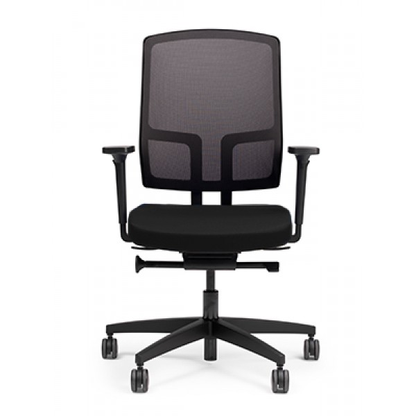 be proud B06 bureaustoel zwart