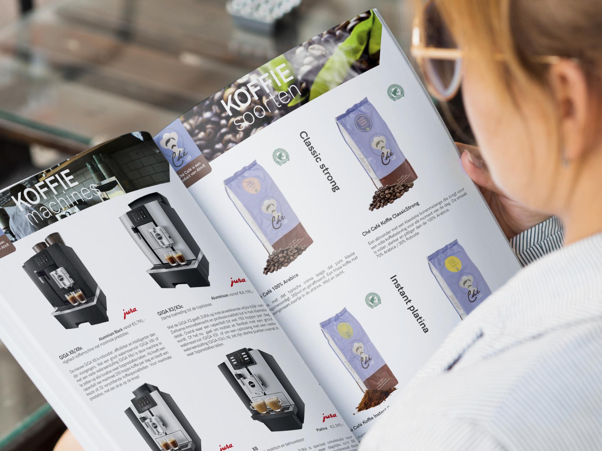 De nieuwe Ché Café brochure is beschikbaar!